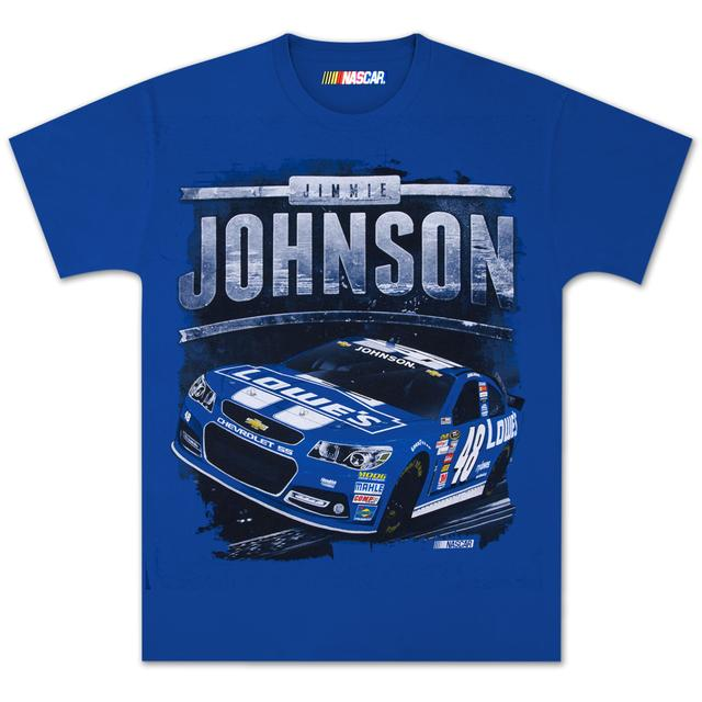 Hendrick Motorsports Jimmie Johnson #48 Lowes Pit Road T-shirt