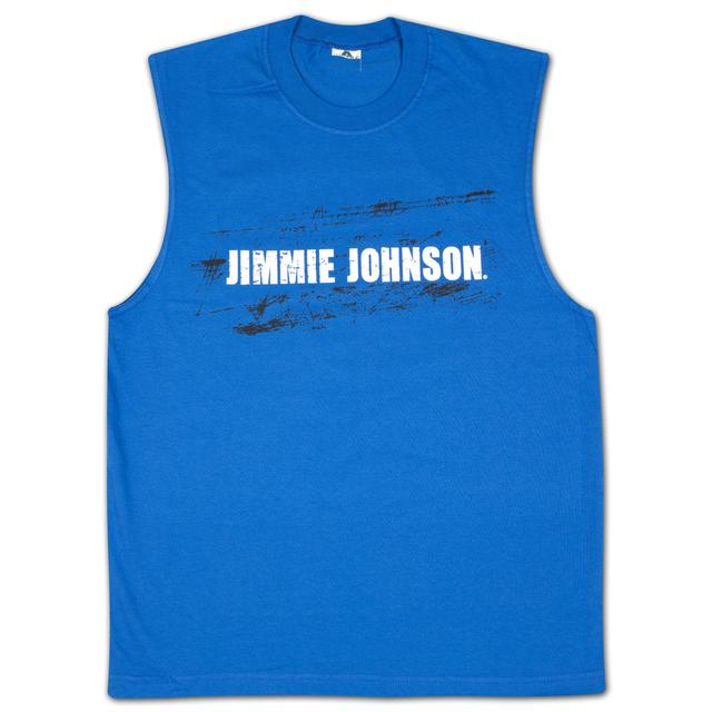 Hendrick Motorsports Jimmie Johnson Muscle T-shirt