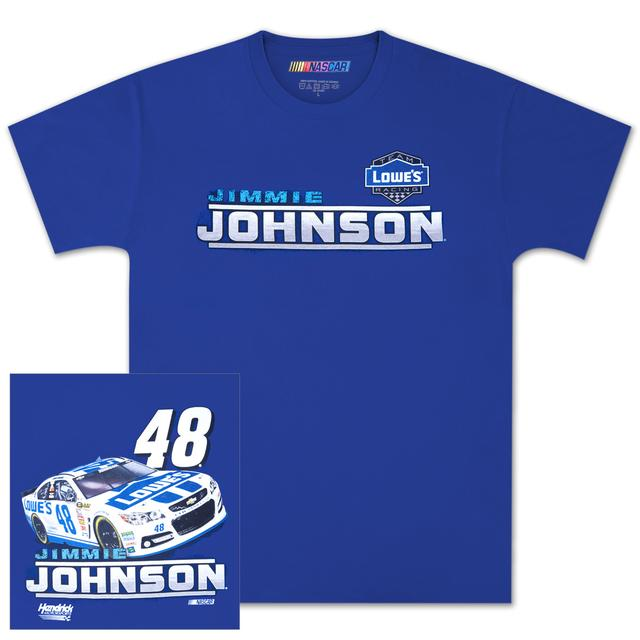 Hendrick Motorsports Jimmie Johnson #48 Game Changer T-shirt