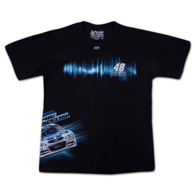 Hendrick Motorsports Jimmie Johnson #48 Lowe's Camber T-shirt