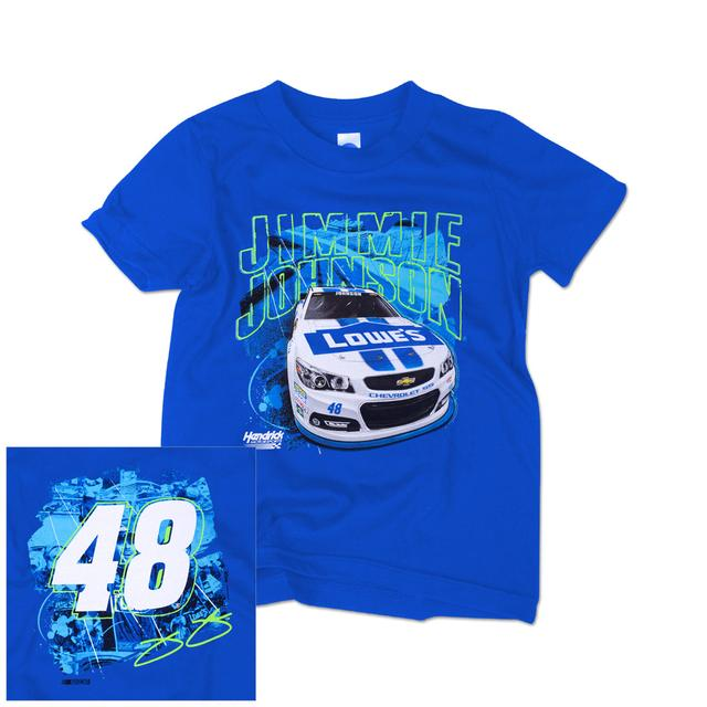 Hendrick Motorsports Jimmie Johnson - 2014 Chase Authentics Lowe's Youth Showtime Tee