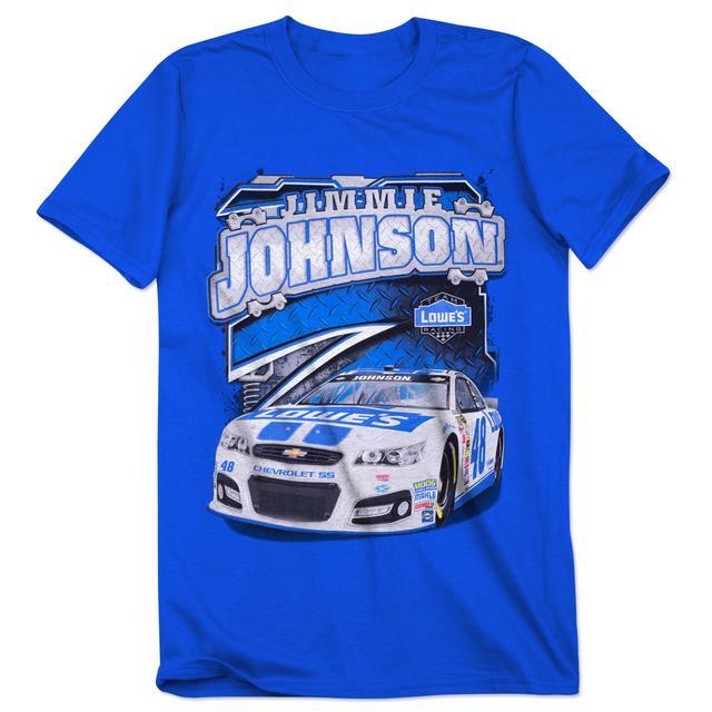 Hendrick Motorsports Jimmie Johnson - 2014 CFS Lowe's Driver Tee