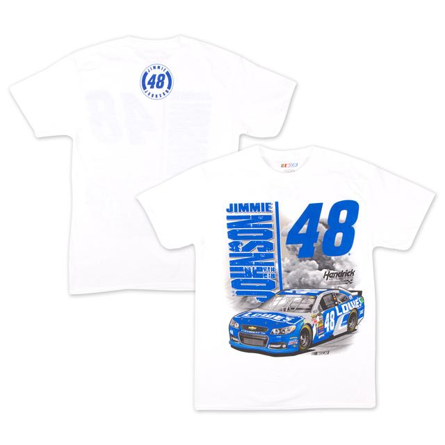 Hendrick Motorsports Jimmie Johnson - Burn Tee by The Game