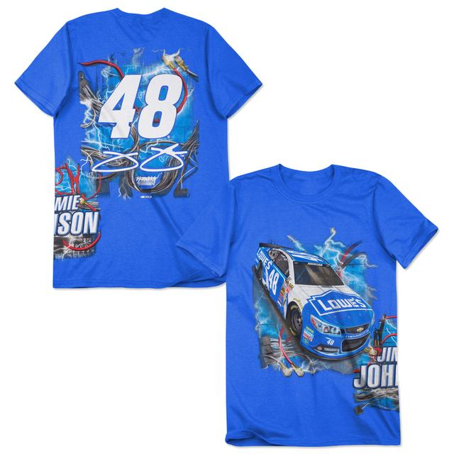 Hendrick Motorsports Jimmie Johnson 2015 Hot Wired T-Shirt