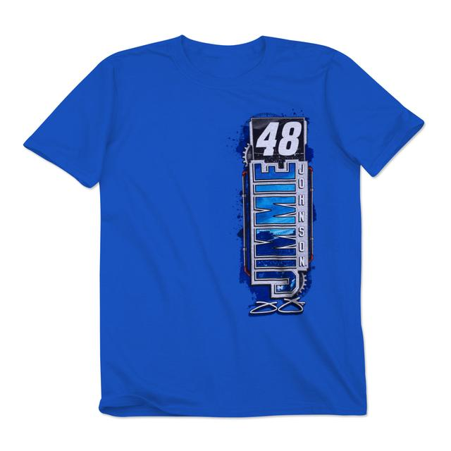 Hendrick Motorsports Jimmie Johnson - 2015 Chase Authentics Youth Epic Tee