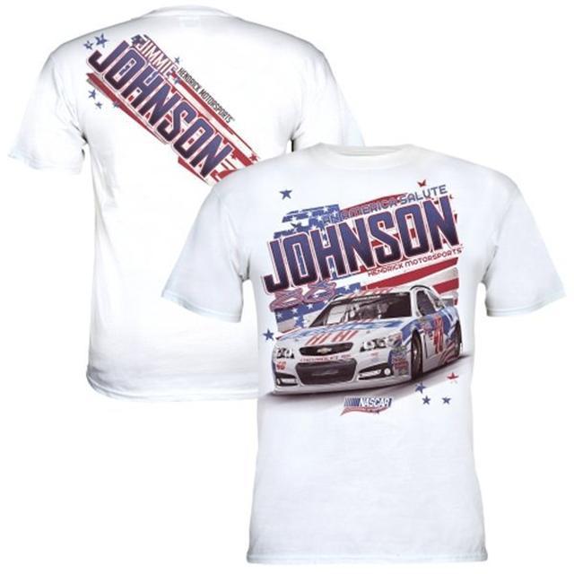 Hendrick Motorsports Jimmie Johnson American Salute T-Shirt