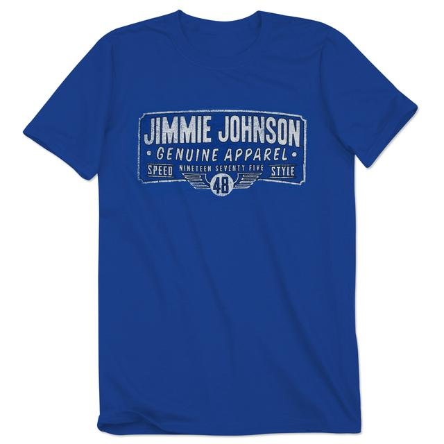 Hendrick Motorsports Jimmie Johnson #48 Genuine T-Shirt