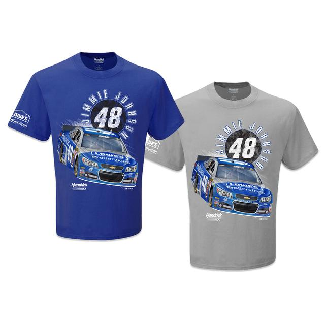 Hendrick Motorsports Jimmie Johnson Exclusive Lowe's ProServices T-shirt