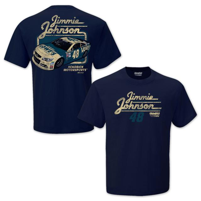 Hendrick Motorsports Jimmie Johnson Darlington Throwback T-Shirt