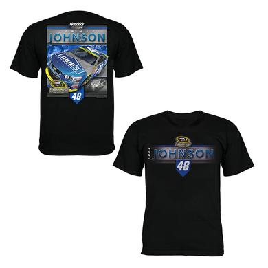 Hendrick Motorsports Jimmie Johnson #48 2015 Chase for the Cup Driver T-Shirt