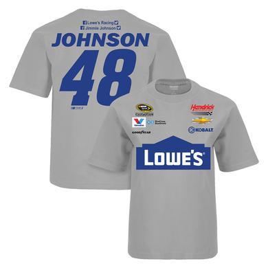 Hendrick Motorsports Jimmie Johnson #48 Youth Uniform T-Shirt