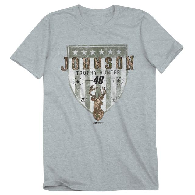 Hendrick Motorsports Jimmie Johnson #48 1 spot Graphic Tee
