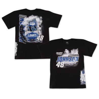 Hendrick Motorsports Jimmie  #48 Burnout T-Shirt