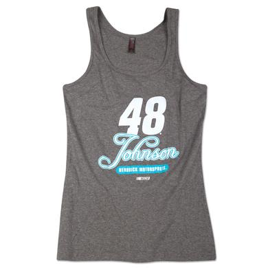 Hendrick Motorsports Jimmie  #48 Fashion Women's Tank