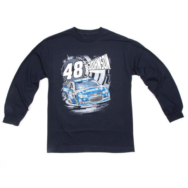 Hendrick Motorsports Jimmie Johnson Speedbolt L/S T-shirt