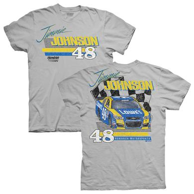 Hendrick Motorsports Jimmie Johnson #48 Darlington Throwback Tee