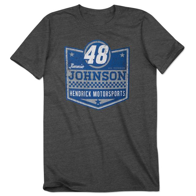 Hendrick Motorsports Jimmie Johnson #48 Retro T-Shirt