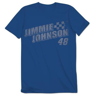 Hendrick Motorsports Jimmie Johnson #48 Vintage Slant T-Shirt