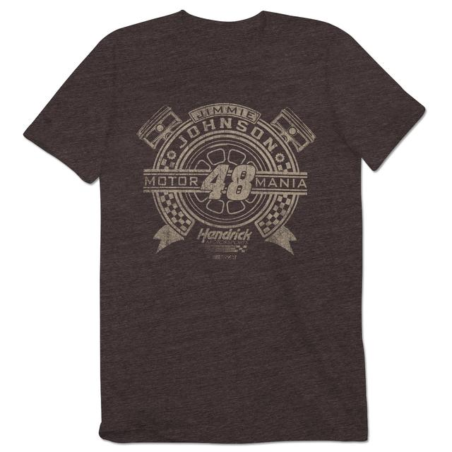 Hendrick Motorsports Jimmie Johnson #48 Speed & Power T-Shirt