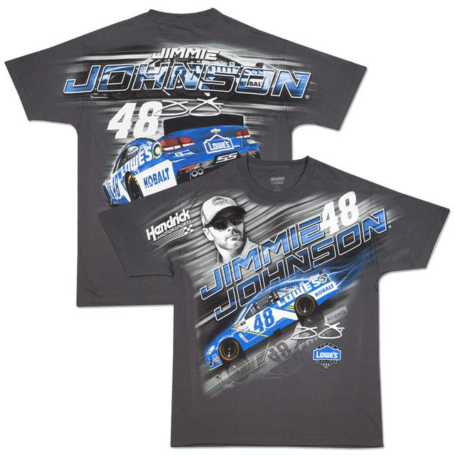 Hendrick Motorsports Jimmie Johnson Adult Total Print T-shirt - Lowe's