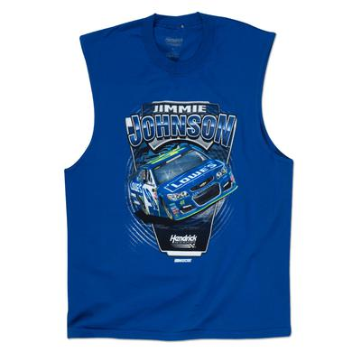 Hendrick Motorsports Jimmie Johnson Adult 1-spot Muscle T-shirt - Lowe's