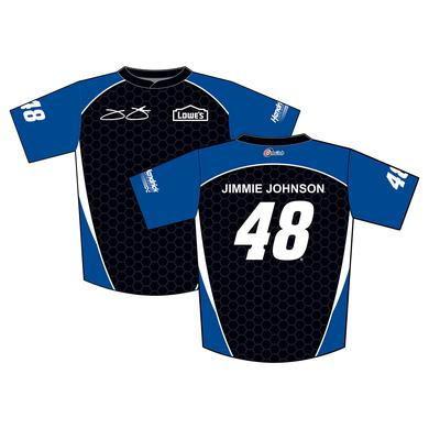 Hendrick Motorsports Jimmie Johnson #48 Tech T-shirts - EXCLUSIVE
