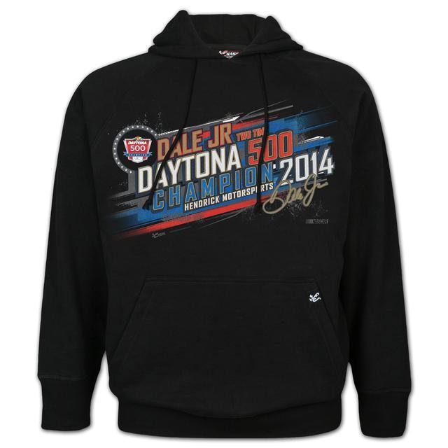 Hendrick Motorsports Dale Jr. 2014 Daytona 500 Winner Hoodie