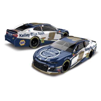 Hendrick Motorsports Chase Elliott 2018 NASCAR Cup Series No. 9 Kelley Blue Book 1:64 Die-Cast