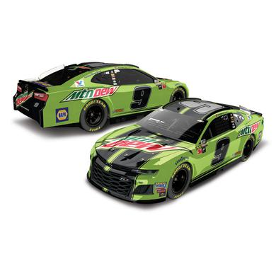 Hendrick Motorsports Chase Elliott 2018 NASCAR No. 9 Mountain Dew ELITE 1:24 Die-Cast
