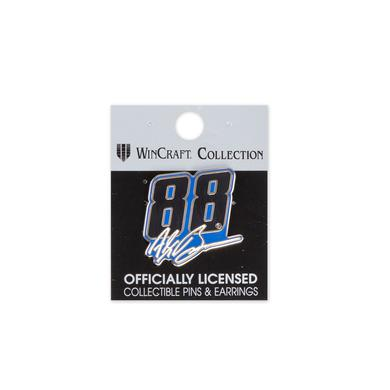 Hendrick Motorsports Alex Bowman #88 2018 NASCAR Collector Pin