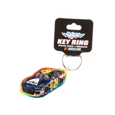 Hendrick Motorsports William Byron #24 2018 NASCAR Car Acrylic Keyring