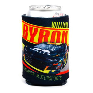 Hendrick Motorsports William Byron #24 2018 NASCAR Can Cooler - 12 oz