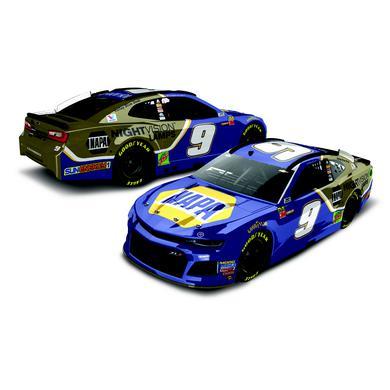 Hendrick Motorsports Chase Elliott 2019 #9 NAPA NightVision Elite 1:24 - Die Cast