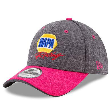 Hendrick Motorsports Chase Elliott #24 2017 NAPA Breast Cancer Awareness 9FORTY Adj Hat