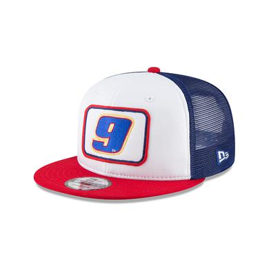 Hendrick Motorsports Chase Elliott 2018 #9 Team Pride Trucker NEW ERA 9FIFTY Cap