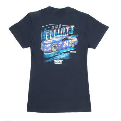 Hendrick Motorsports Chase Elliott Ladies Dyno T-shirt