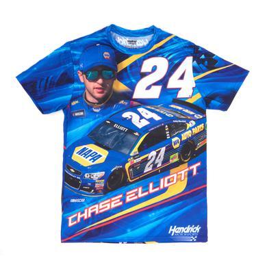 Hendrick Motorsports Chase Elliott Total Print T-shirt