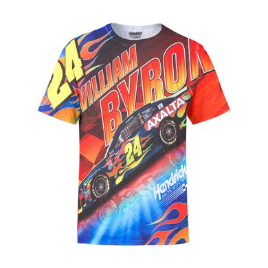 Hendrick Motorsports William Byron #24 Youth Sublimated Driver T-shirt