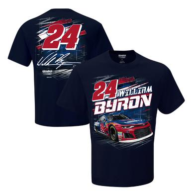 Hendrick Motorsports William Byron #24 Liberty University Torque T-shirt