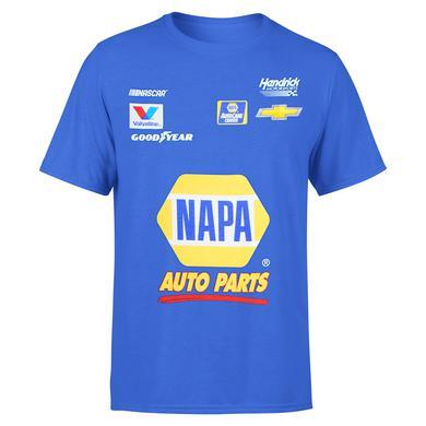 Hendrick Motorsports Chase Elliott 2018 NASCAR #9 NAPA Uniform T-shirt