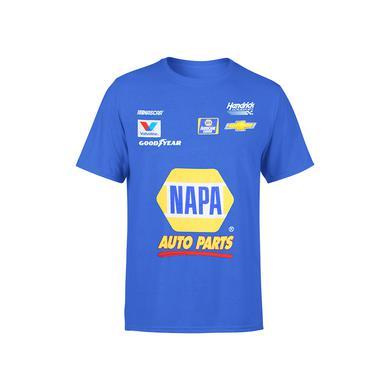 Hendrick Motorsports Chase Elliott 2018 NASCAR #9 NAPA Uniform Youth T-shirt