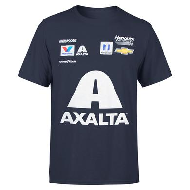 Hendrick Motorsports William Byron 2018 NASCAR #24 Axalta Uniform T-shirt