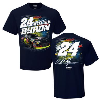Hendrick Motorsports William Byron #24 2018 Axalta Torque 2-Spot T-shirt