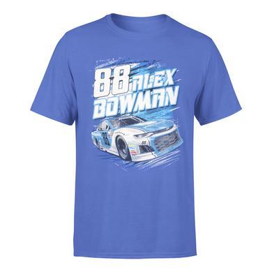 Hendrick Motorsports Alex Bowman #88 2018 Nationwide Torque 2-Spot T-shirt