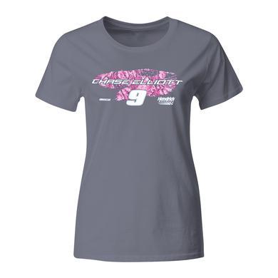 Hendrick Motorsports Chase Elliott 2018 #9 Ladies TrueTimber Graphic T-shirt