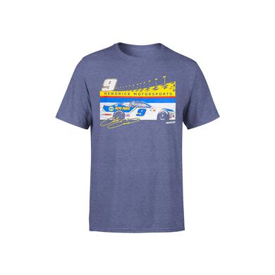 Hendrick Motorsports Chase Elliott #9 2018 NASCAR Grandstand T-shirt
