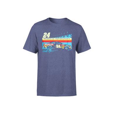 Hendrick Motorsports William Byron #24 2018 NASCAR Grandstand T-shirt