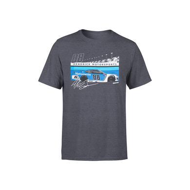 Hendrick Motorsports Alex Bowman #88 2018 NASCAR Grandstand T-shirt