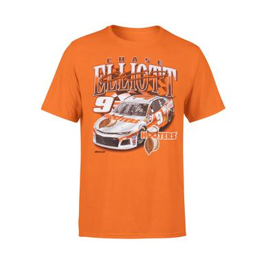 Hendrick Motorsports Chase Elliott Hooters Adult Graphic T-shirt