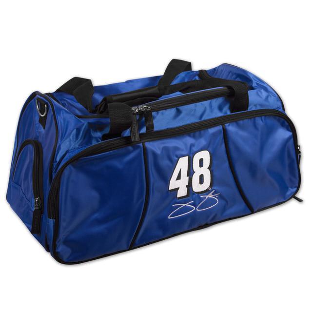 Hendrick Motorsports Jimmie Johnson Athletic Duffel Bag
